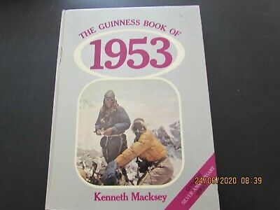 The  Guinness  Book Of   1953     Good For Age    • 2£