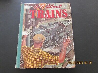 All   About   Trains   1940/50    Good For Age    • 2£