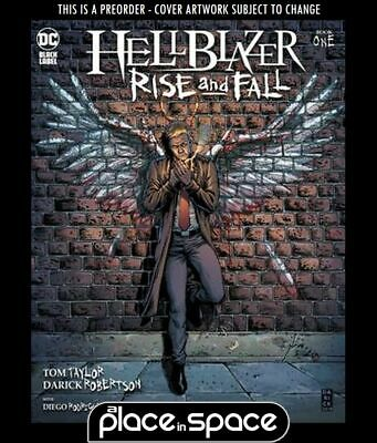 (wk36) Hellblazer: Rise And Fall #1a - Preorder Sep 2nd • 6.40£