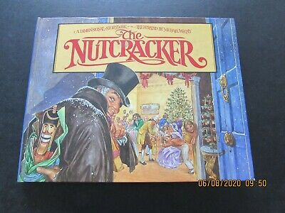 The   Nutcracker    Pop-up  Book  From 1989 Very   Good For Age • 2.20£