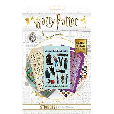 Harry Potter 800pc Sticker Set • 2.99£