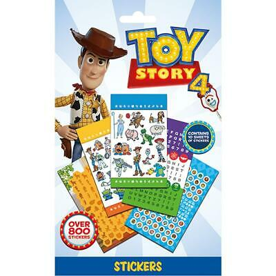 Toy Story 4 800pc Sticker Set • 2.99£