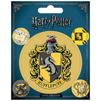 Harry Potter Stickers Hufflepuff • 0.99£
