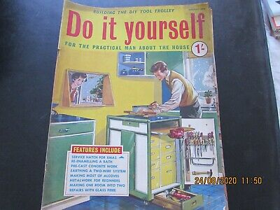 Do   It   Yourself  Magazine      January   1959  Good For  Age   • 1.30£