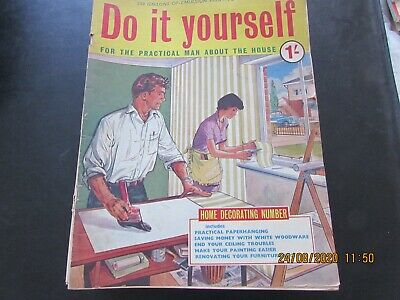 Do   It   Yourself  Magazine      March    1962  Good For  Age   • 1.30£