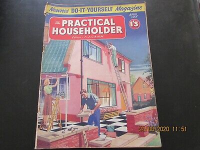 The  Practical  Householder   Magazine     April     1957  Good For  Age   • 1.30£