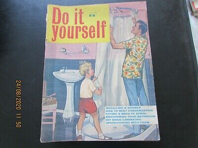 Do   It   Yourself  Magazine      July    1964  Good For  Age   • 1.30£
