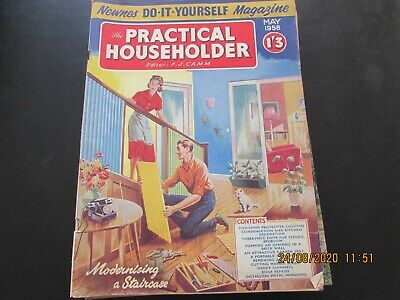 The  Practical  Householder   Magazine    May     1958  Good For  Age   • 1.30£