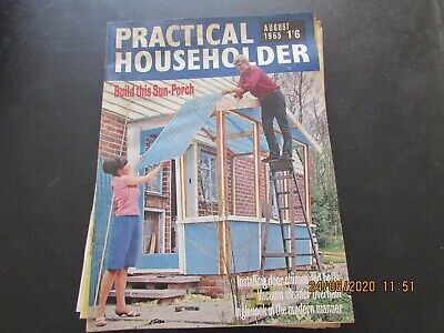 The  Practical  Householder   Magazine   August      1965  Good For  Age   • 1.30£