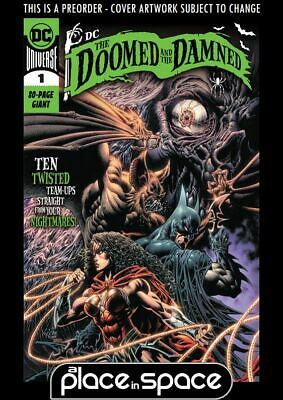 (wk42) Dc The Doomed & The Damned #1 - Preorder Oct 14th • 8.99£