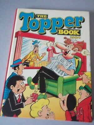 The Topper Book 1984 Vintage • 2£