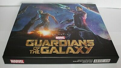 Marvel's Guardians Of The Galaxy: The Art Of The Movie Slipcase By Marie... • 99.99£