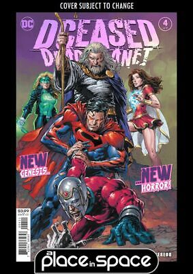 Dceased: Dead Planet #4a (wk46) • 3.95£