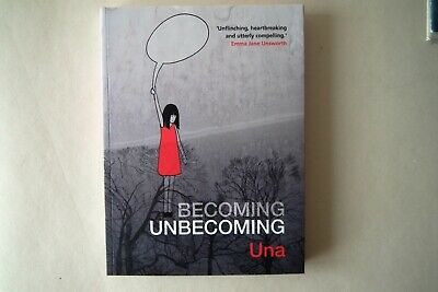 Graphic Novel: BECOMING UNBECOMING By Una. First Edition, As New. • 4.99£