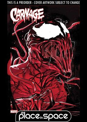 (wk12) Carnage: Black, White And Blood #1a - Preorder Mar 24th • 4.55£