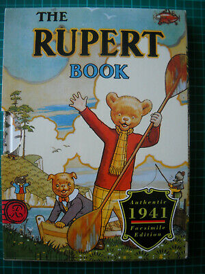 The RUPERT Book 1941 Annual Facsimile • 25£