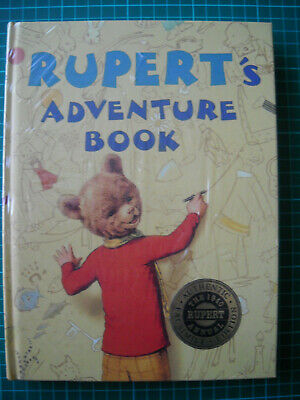 RUPERT's Adventure Book 1940 Annual Facsimile • 25£