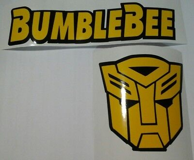 Bumblebee Sticker         Free Uk P&p • 2.99£