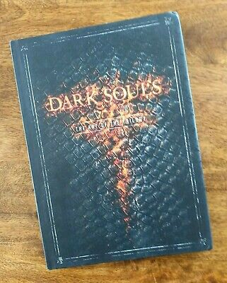 Dark Souls The Art Of The Trilogy Artbook + Iron On Patches Rare & Collectable • 69.95£