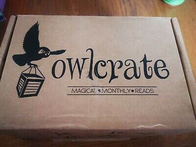 Owlcrate June Items Only, No Book/pin • 25£