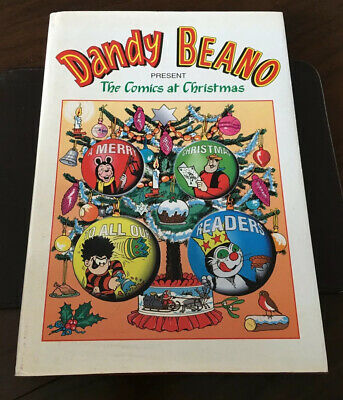 Vintage Dandy Beano Present The Comics At Christmas Album Good Condition 1997 • 0.99£