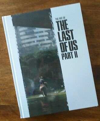 The Art Of The Last Of Us Part II Hardcover – 23 Jun. 2020 - New • 45.95£