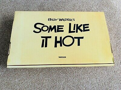 Taschen Some Like It Hot Collectors Book • 24£