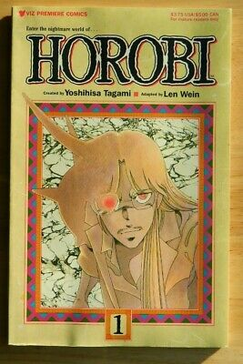 Horobi Part 1: 8 Issues - Viz Comics • 0.99£