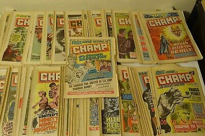 Champ By DC Thomson Comic Collection  • 299£