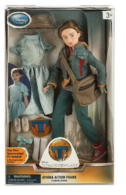 Athena Tomorrowland (A World Beyond) - Action Figure Doll (Disney) | NO BOX !! • 159.83£