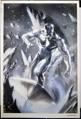 SILVER SURFER In Space Print / Poster Marvel  • 15.75£