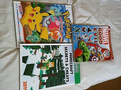 Kids Annuals Great Condition  • 1.90£