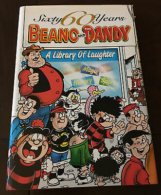 Vintage Beano And Dandy Around Sixty 60 Years Album Good Condition 2000 • 0.99£