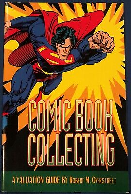 Vintage Comic Book Collecting A Valuation Guide By Robert Overstreet 1994 • 7.33£