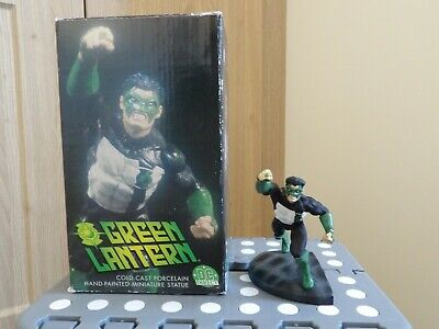 GREEN LANTERN -  'KYLE RAYNER, Last Of The Green Lanterns' - Mini Statue  • 40£