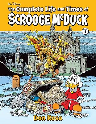 The Complete Life And Times Of Scrooge McDuck Volume 1 * NEW • 18.84£