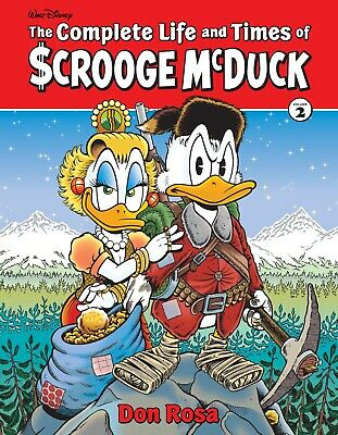 The Complete Life And Times Of Scrooge McDuck Volume 2 * NEW • 18.75£