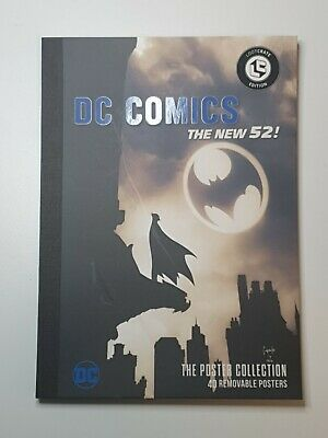 Loot Crate Exclusive DC Comics The New 52 Poster Collection 40 Removable Posters • 4.99£