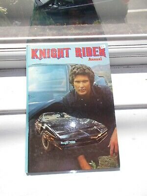 Knight Rider Annual 1982 Unclipped • 4.99£