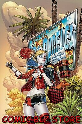 Harley Quinn #74 (2020) 1st Printing Guillem March Main Cover Dc Universe • 3.55£