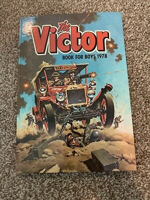 The Victor Book For Boys • 2£