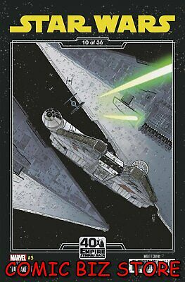 Star Wars #5 (2020) 1st Printing Sprouse Empire Strikes Back Variant Cover  • 3.55£