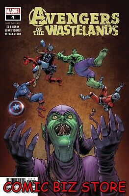 Avengers Of The Wasteland #4 (of 5) (2020) 1st Printing Main Cover Marvel Comics • 3.55£