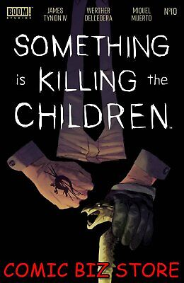 Something Is Killing The Children #10 (2020) 1st Printing Main Cover • 3.55£