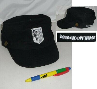 Attachment Dei Giant Beautiful Hat Beanie Attack On Titans Japan Cosplay • 7.64£