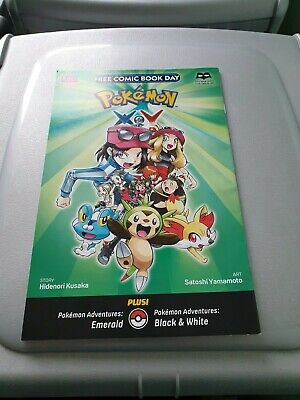 Pokemon FCBD 2015 ~ Excellent Condition • 5£