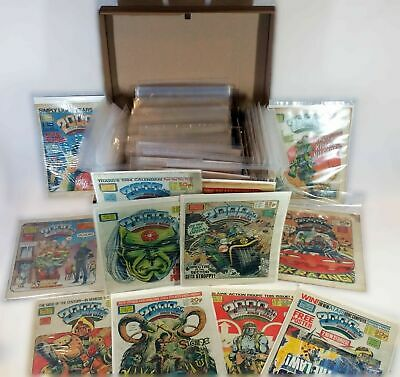 2000AD Prog 401 - 500 + Newley Bagged Issues High Grade • 500£