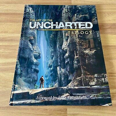 The Art Of The Uncharted Trilogy (Hardback) • 15£