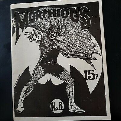 Morphious Number 8 - Good Condition. 51 Pages Complete • 4.99£