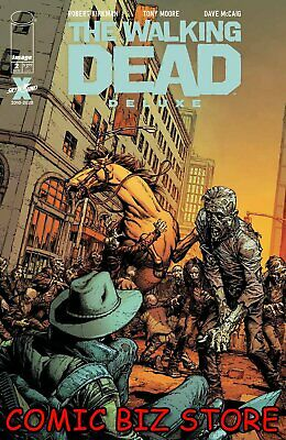Walking Dead Deluxe #2 (2020) 1st Printing Finch & Mccaig Main Cover • 3.65£